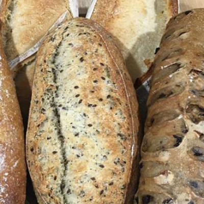 Healthy Gourmet Breads